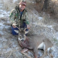 All inclusive Idaho hunting lodge with meals and guide.