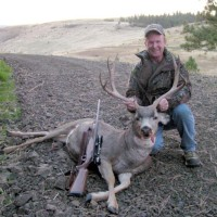 Stewart St. Peters with Mulie