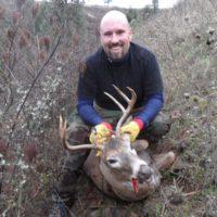 Return Hunter Bill B. with his 2016 Buck