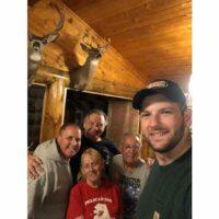 3 generations of hunters at Lazy J Ranch